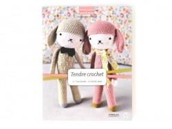 """Französisches Buch """" Tendre crochet - par Tournicote... à cloche-pied"""""""