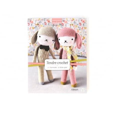 Livre Tendre crochet - par Tournicote... à cloche-pied  - 1