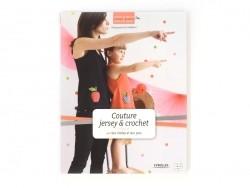 Livre Couture jersey & crochet - par Des étoiles et des pois  - 1