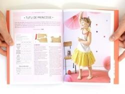 """Französisches Buch """" Couture jersey & crochet - par Des étoiles et des pois"""""""