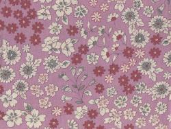 Floral remnant (45 cm x 55 m) colour no. 1 - Manon
