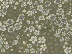 Floral remnant (45 cm x 55 cm) colour no. 3 - Arthur