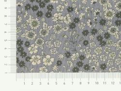 Coupon tissu fleuri 45x55cm 6 - Noémie