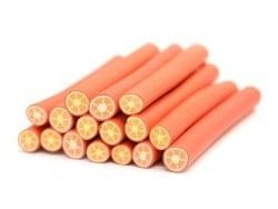 Cane orange sanguine -