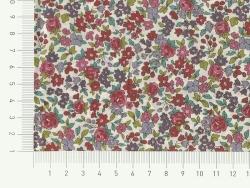 Coupon THERMOCOLLANT fleuri A4 - 13 Lucie