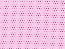 Gepunkteter Stoff (45 cm x 55 cm) Farbnr. 407 - Hellrosa
