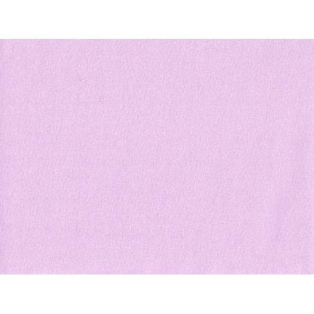 Coupon tissu uni 50x50 cm 605 - Rose clair