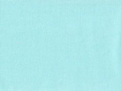 Einfarbiger Stoffrest (50 cm x 50 cm) Farbnr. 611 - Minzgrün