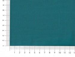 Coupon tissu uni 50x50 cm 711 - Bleu turquoise