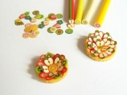 Acheter Cane carambole en pâte fimo  - 0,99€ en ligne sur La Petite Epicerie - Loisirs créatifs