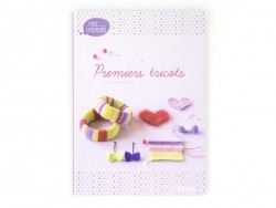 "French book "" Premiers tricots"""