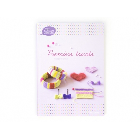 """French book """" Premiers tricots"""""""