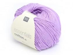 """Acheter Coton à tricoter """"Essentials"""" - violet - 3,90€ en ligne sur La Petite Epicerie - 100% Loisirs créatifs"""