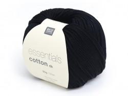 """Acheter Coton à tricoter """"Essentials"""" - noir - 3,90€ en ligne sur La Petite Epicerie - 100% Loisirs créatifs"""