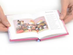 "French book ""Mini  Les bijoux kawai de Missbonbon en pâte polymère"""