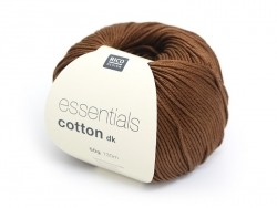 "Knitting cotton - ""Essentials"" - Nougat"
