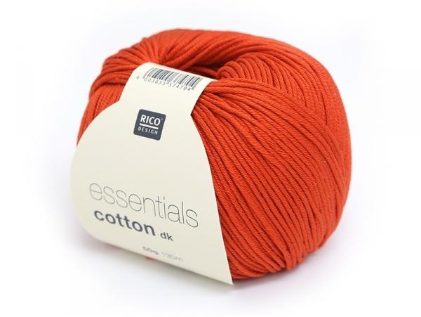 """Acheter Coton à tricoter """"Essentials"""" - rouge - 3,90€ en ligne sur La Petite Epicerie - 100% Loisirs créatifs"""