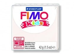 Pâte Fimo blanc 0 Kids Fimo - 1
