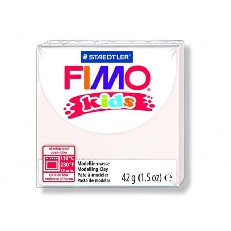 Acheter Pâte Fimo blanc 0 Kids - 1,66€ en ligne sur La Petite Epicerie - Loisirs créatifs