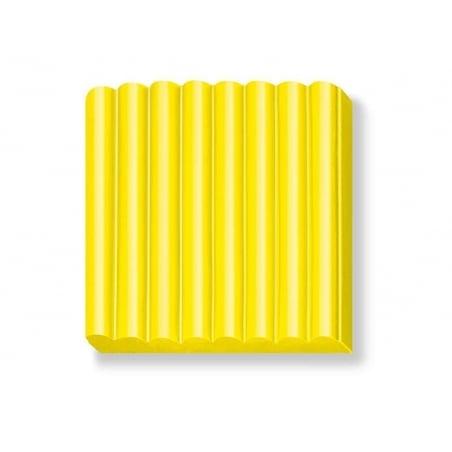 Pâte Fimo jaune 1 Kids Fimo - 2