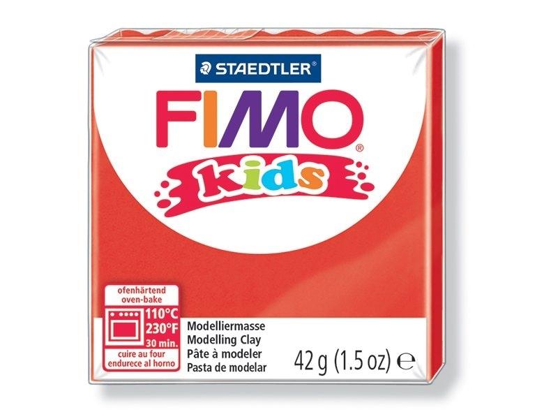 Acheter Pâte Fimo rouge 2 Kids - 1,79€ en ligne sur La Petite Epicerie - Loisirs créatifs
