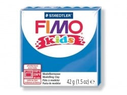 Pâte Fimo bleu 3 Kids