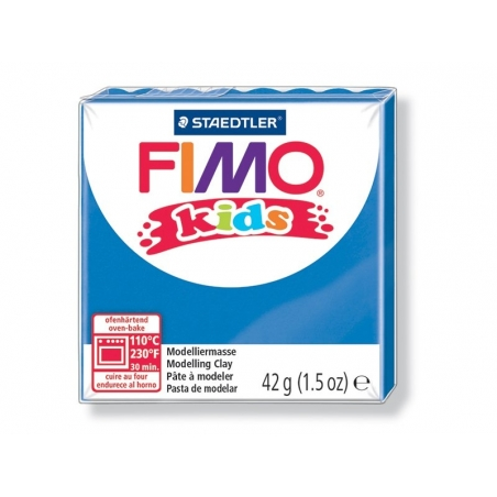 Fimo Kids - blue no. 3