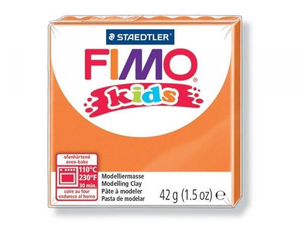 Fimo Kids - orange no. 4
