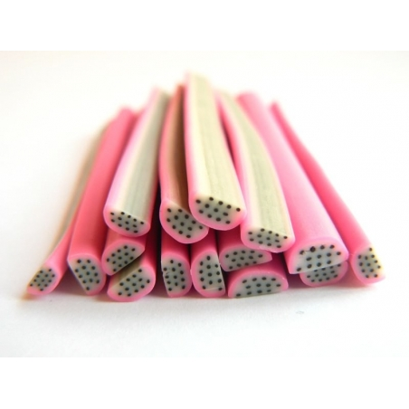 Dragon fruit cane - dragon fruit slice