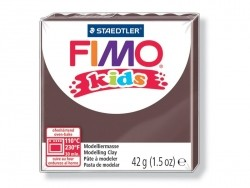 Fimo Kids - brown no. 7