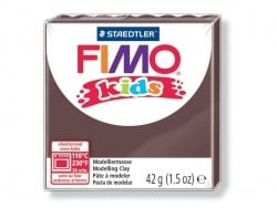 Pâte Fimo marron 7 Kids