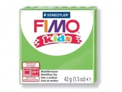 Acheter Pâte Fimo vert clair 51 Kids - 1,79€ en ligne sur La Petite Epicerie - 100% Loisirs créatifs
