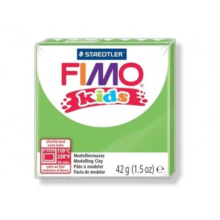 Pâte Fimo vert clair 51 Kids