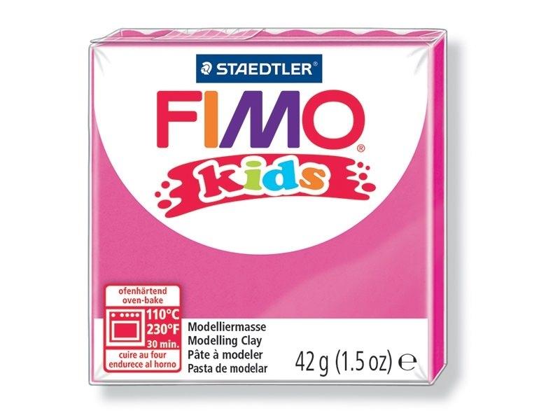 Acheter Pâte Fimo fushia 220 Kids - 1,66€ en ligne sur La Petite Epicerie - Loisirs créatifs