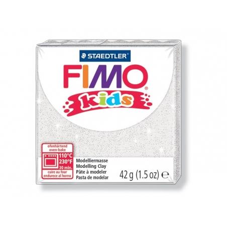 Acheter Pâte Fimo blanc pailletté 052 Kids - 1,79€ en ligne sur La Petite Epicerie - 100% Loisirs créatifs