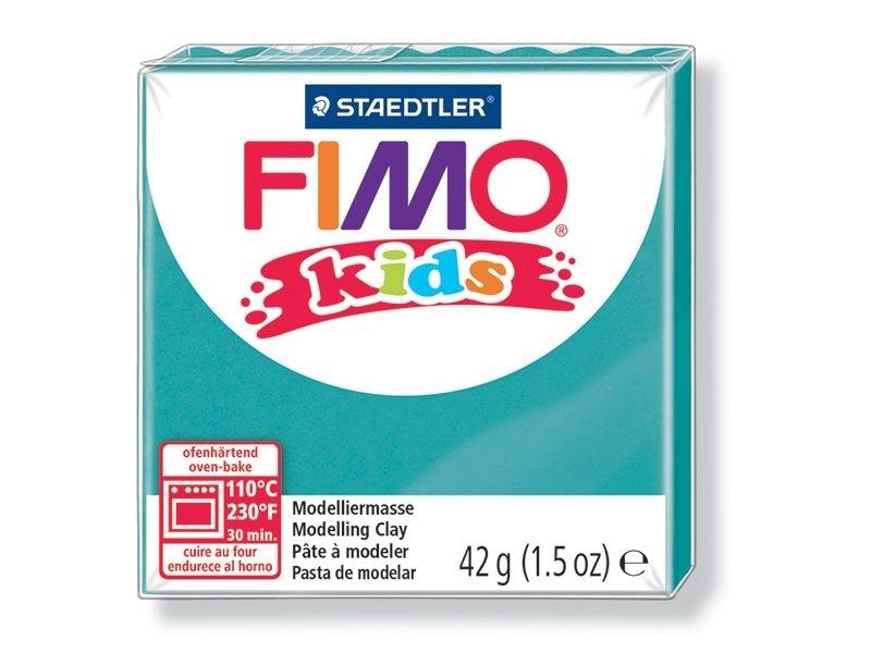 Pâte Fimo turquoise 39 Kids Fimo - 1