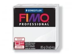 Pâte Fimo Pro blanc 0