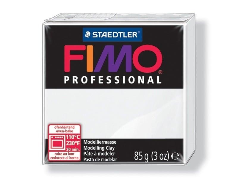 Acheter Pâte Fimo Pro blanc 0 - 2,89€ en ligne sur La Petite Epicerie - 100% Loisirs créatifs