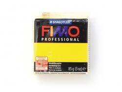 Pâte Fimo Pro jaune citron 1