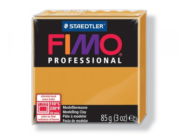 Fimo Professional - ochre no. 17