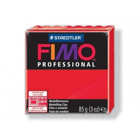 Acheter Pâte Fimo Pro rouge pur 200 - 2,99€ en ligne sur La Petite Epicerie - Loisirs créatifs