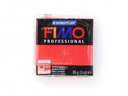 Fimo Professioal - true red no. 200