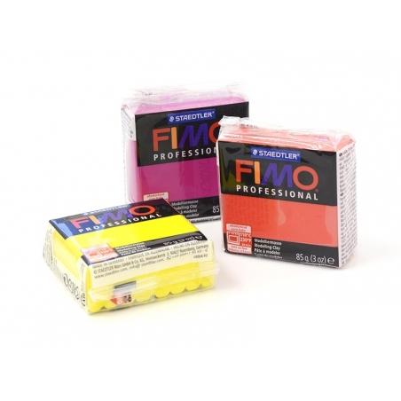 Acheter Pâte Fimo Pro rouge pur 200 - 2,99€ en ligne sur La Petite Epicerie - 100% Loisirs créatifs