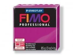 Pâte Fimo magenta pur 210 Pro
