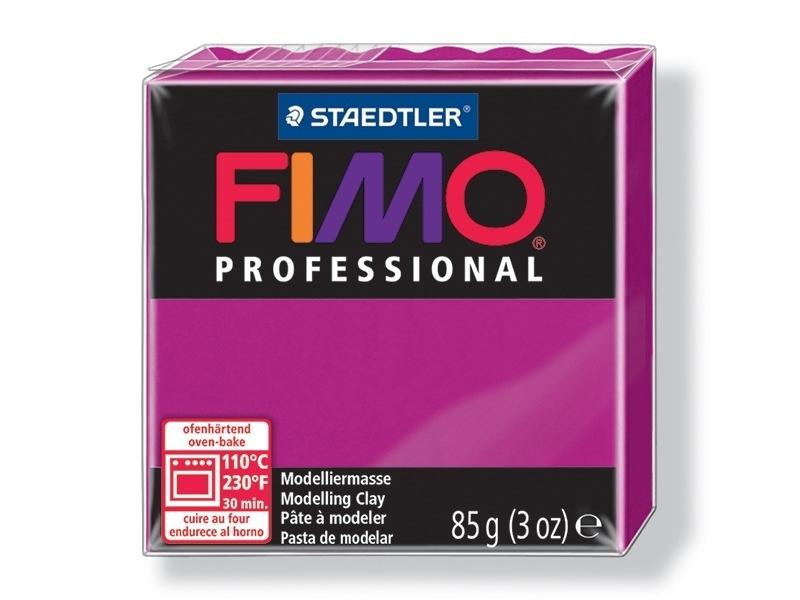 Acheter Pâte Fimo Pro magenta pur 210 - 2,99€ en ligne sur La Petite Epicerie - Loisirs créatifs