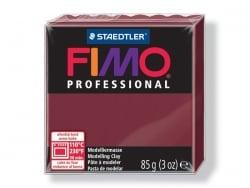 Pâte Fimo Pro bordeaux 23