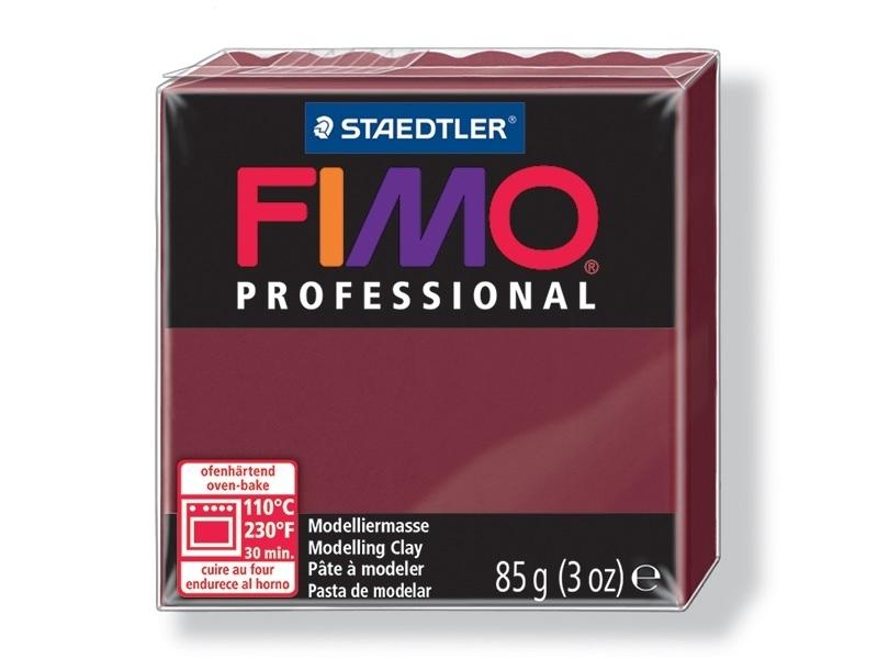 Fimo Professional - bordeaux no. 23