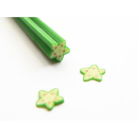 Acheter Cane carambole pastel en pâte fimo - 0,99€ en ligne sur La Petite Epicerie - Loisirs créatifs