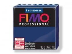 Pâte Fimo Pro bleu marine 34