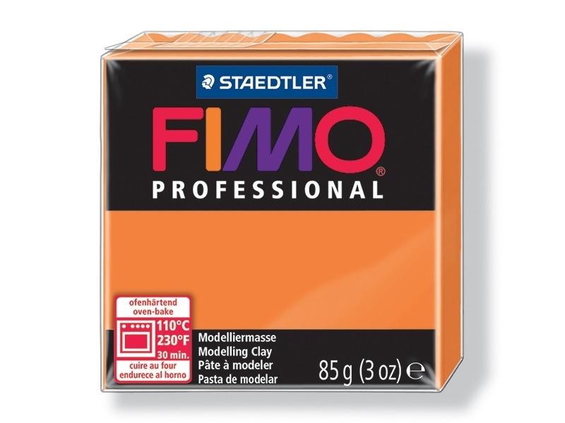 Fimo Professional - orange no. 04